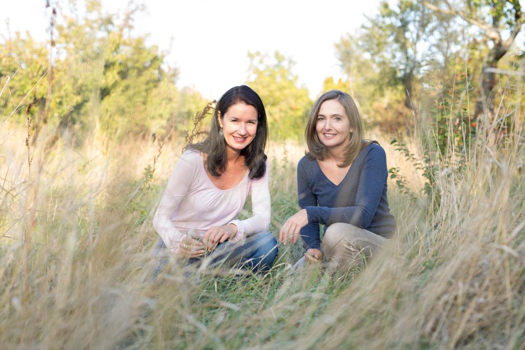Sabine Bisovsky und Eva Unterberger