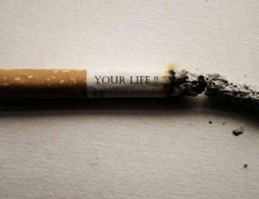 Nichtrauchen_Zigarette