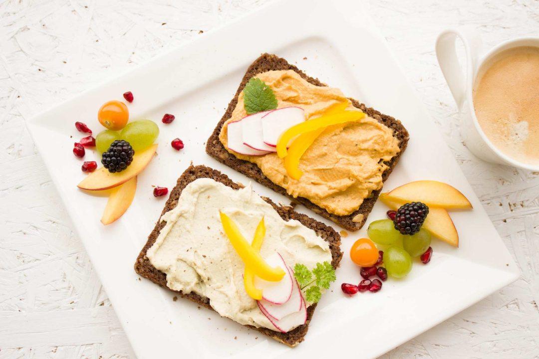 Hummus_auf Brot