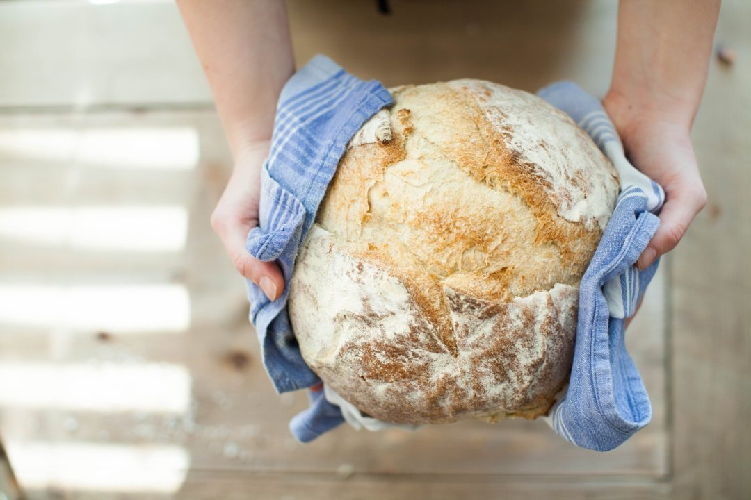 Sauerteig Brot